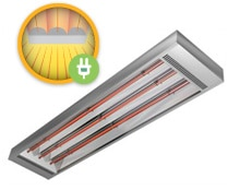 Energotech Energoinfra industry ipari infra sugárzó fűtőtest