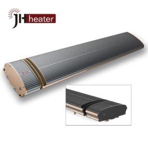 JH infra sötétsugárzó távirányítós kivitel