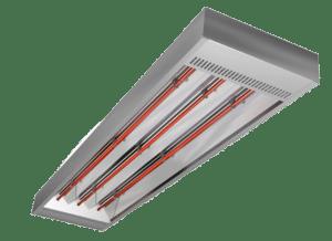 Energoinfra Industry infra hősugárzó